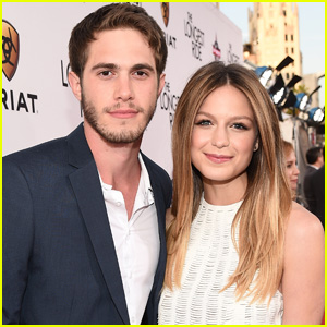 Melissa Benoist & Blake Jenner Are Reportedly Married!