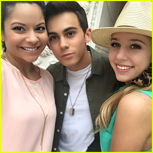 Melissa Carcache Shares BTS 'Every Witch Way' Pics Before Series Finale