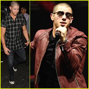Nick Jonas Gets 'Jealous' At Radio City's Summer Live Gig 2015