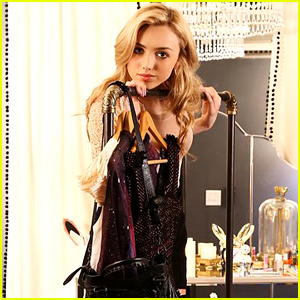 Peyton List Shows Off Her New 'Bunk'D' Dressing