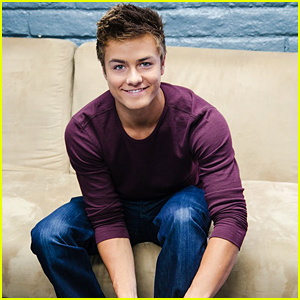 Peyton Meyer Throws His Boots On For The Boot Campaign