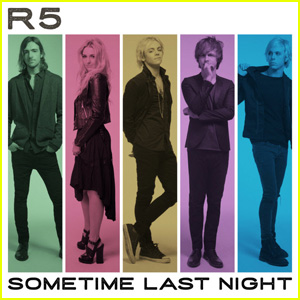 R5 Debuts at No. 2 on Billboard's Pop Album Chart!