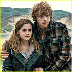 Ron & Hermione Are The End All, Be All o