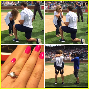 Shawn Johnson & Andrew East Share Proposal Video On Instagram - Watch Here!