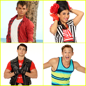 How Did Chrissie Fit, Garrett Clayton & J
