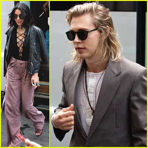 Vanessa Hudgens Joins Austin Butler For