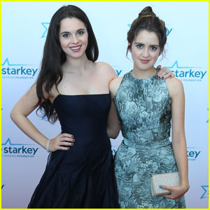 Laura & Vanessa Marano Team Up for Starkey Hearing Foundation Event