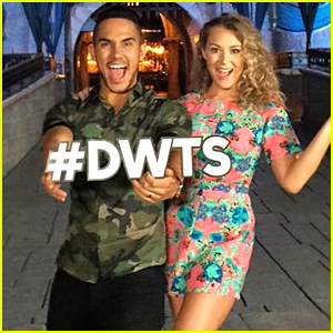 Carlos & Alexa PenaVega Join 'Dancing With The Stars'