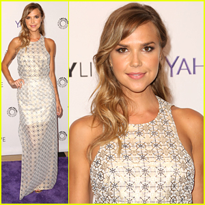Arielle Kebbel Gets 'UnREAL' At PaleyLive