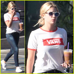 Ashley Benson Had the 'Best Time' at Taylor Swift's L.A. Show