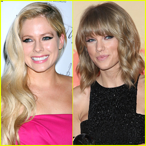 Avril Lavigne Tweets About Taylor Swift Meet & Greet Picture Comparisons