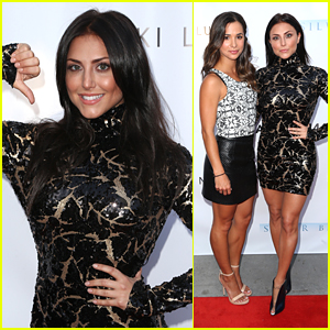Cassie Scerbo Reunites With Josie Loren For Boo2Bullying Campaign Launch
