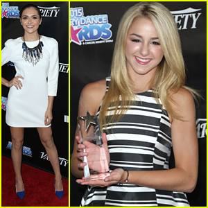 Chloe Lukasiak Wins At Industry Dance Awards 2015!