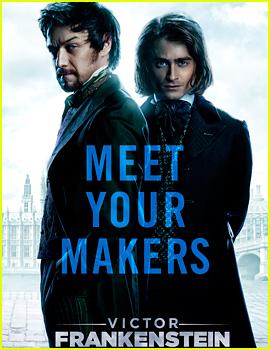 Daniel Radcliffe Is a Brilliant Scientist in 'Victor Frankenstein' Trailer - Watch Now!