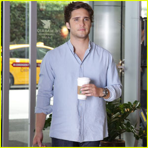 Diego Boneta Teams Up with Marriott International for #LoveTravels Campaign