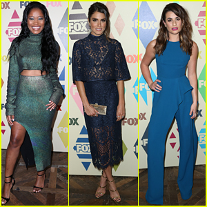 Keke Palmer & Lea Michele Hit The Fox TCA All-Star Party With Nikki Reed