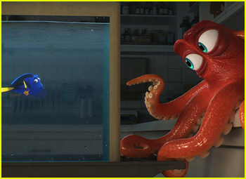 New 'Finding Dory' Plot Details Emerge From D23 Expo - Get Them Here & See First Pic!