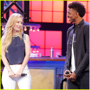 Iggy Azalea Takes On Nick Young in 'Lip Sync Battle' - Watch Now!