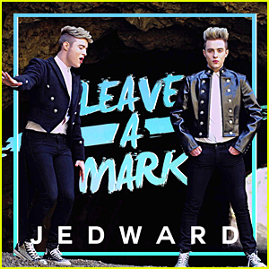 Jedward Dish About 'Leave A Mark' Music Video