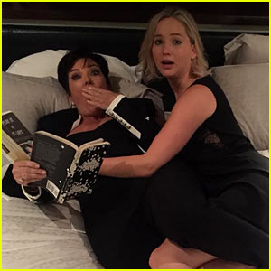 Jennifer Lawrence Gets Caught in Bed with Kris Jenner!