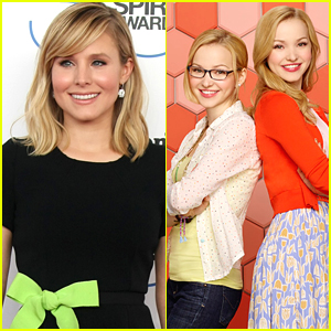 Kristen Bell Will Guest Star On 'Liv And Maddie'!