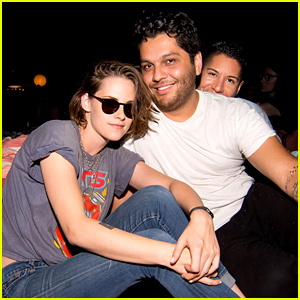 Kristen Stewart Checks Out 'The Virgin Suicides' in Hollywood