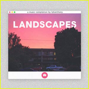 Lohanthony Announces First Compilation Album 'Landscapes'!