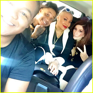 'That's So Raven' Cast Reunites - See the Photo!