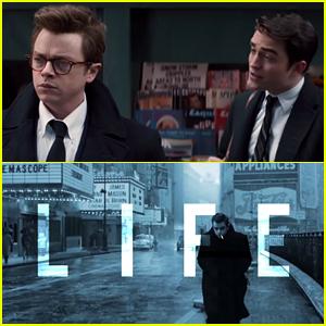 Robert Pattinson & Dane DeHaan's 'Life' Trailer - Watch Now!