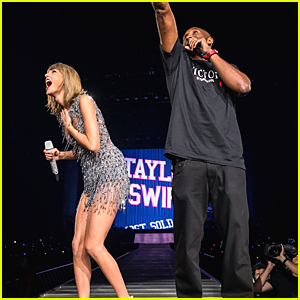 Taylor Swift Surprised by Kobe Bryant With Banner At Staples Center - See The Vid!