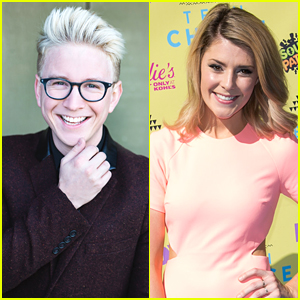 Tyler Oakley & Grace Helbig To Ho
