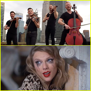 String Quartet Well-Strung Mashes Taylor Swift's 'Blank Space' With Bach - Watch NOW!
