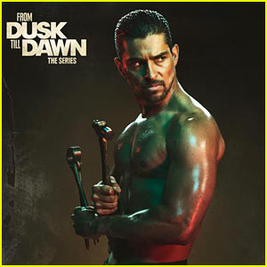 Wilmer Valderrama Dishes on Demi Lovato's 'From Dusk Till Dawn' Role