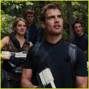 Tris & Four Scale the Wall in Brand New 'Divergent Series: Allegiant' Teaser Trailer - Watch Now!