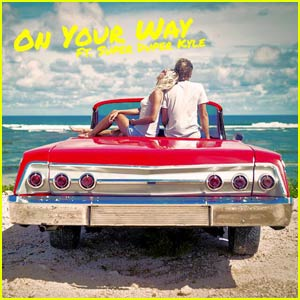 Austin Mahone Drops New Song 'On Your Way' (feat. Kyle) - Listen Now!
