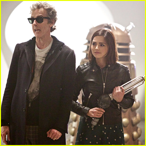 The Doctor & Clara Get Stuck In Dalek City on 'Doctor Who' Tonight!