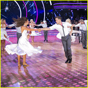 Watch The Pros Opening Number On 'Dancing With The Stars' NOW!
