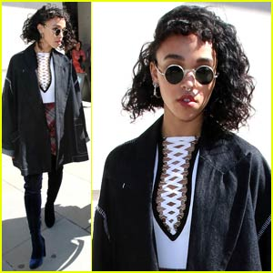 Watch FKA twigs Cover Sia's 'Elastic Heart' at the BBC Live Lounge! (Video)