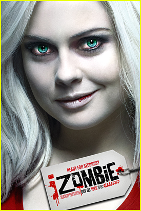 'iZombie' Season Two Gets New Poster & Trailer - Watch No