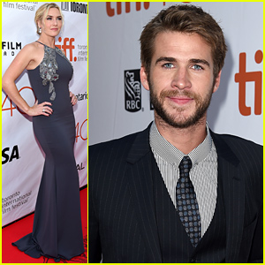 Liam Hemsworth Discusses His On-Screen Romance with Kate Winslet in 'The Dressmaker'!