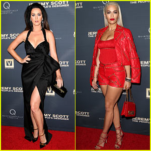 Katy Perry Joins Jeremy Scott to Premiere 'People's Designer' Film