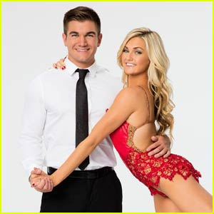 Alek Skarlatos & Lindsay Arnold Tango To 'True Blood' to 'DWTS' - Watch Now!