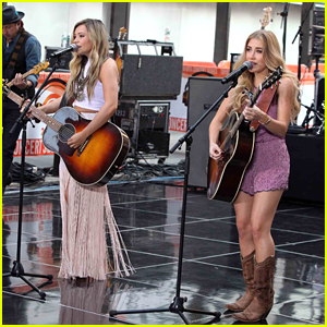 Maddie & Tae Promote New Album 'Start Here' On 'Today'