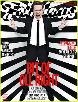 Olly Murs To 'Fabulous Mag': 'Caroline Flack & I Didn't Nick Dermot O'Leary's Job'