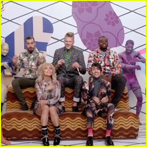 Pentatonix Tease 'Can't Sleep Love' Off Upcoming Album - Watch Now!