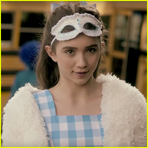 Rowan Blanchard Walks A Mile In Paris Berelc's Shoes In New 'Invisible Sister' Trailer - Watch Now!