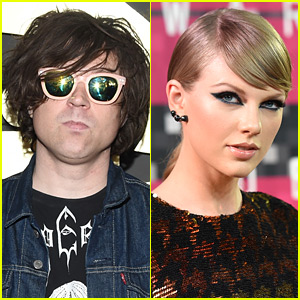 Taylor Swift Says Ryan Adams' '1989' Album Is 'Surreal'