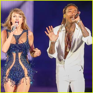 Taylor Swift Brings Out Wiz Khalifa for 'See You Again' Duet (Video)