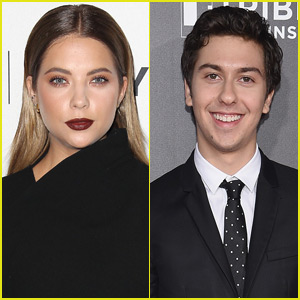 Ashley Benson & Nat Wolff Spotted Holding