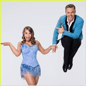 Bindi Irwin & Derek Hough Do a 'Dirty Dancing' Inspired Rumba on 'DWTS' - Watch Now!